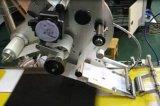 Aplicador automático de la escritura de la etiqueta de la superficie plana de China