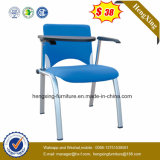 단단한 나무 다리 현대 플라스틱 식사 의자 (hx-5CH141)를 가진 싼 PP 플라스틱 의자 복사 의자