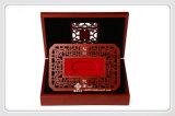 Contenitore di imballaggio cinese dello zodiaco e casella di legno dei ricordi
