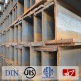 Fascio standard dell'universale del fascio di JIS ASTM Q345/S275/S355jr/Ss400 H