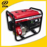 gerador portátil da gasolina da energia 1.5kw-7kw eléctrica (ajustar) para a venda