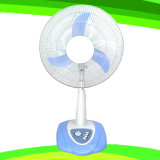 16 pouces de DC12V Table-Restent le ventilateur solaire de ventilateur (SB-ST-DC16D)