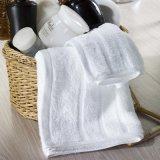 贅沢なトルコの綿白いホームタオルの一定の最終的なプラシ天700GSMのホテルタオル