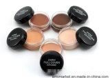 Rides crèmes nues et produit de beauté foncé Concealer de revêtement de Concealer de mode de couleur du cercle 5