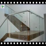 Прокатанное стекло для ненесущей стены здания, двери, балюстрады