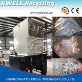 Papierzeitungs-Film-weiche Plastikzerkleinerungsmaschine/Plastikzerquetschenmaschine