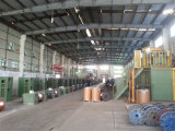 Fabrik des kupfernen überzogenen Schweißens-Drahts en-G3si1