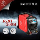 Máquina de soldadura do inversor IGBT (IGBT-120M/140M/160M/180M/200M)