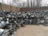 Schroot van het Wiel van de Legering van het Aluminium van 99% het Zuivere bij Levering voor doorverkoop