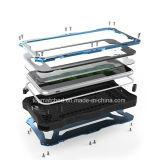 Новое Outerdoor резвится водоустойчивое противоударное Dirtproof iPhone 6 аргументы за телефона металла Tempered стекла IP68 алюминиевое