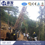 Schlussteil eingehangene rotierende Ölplattform (HF-44t)