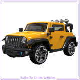 Voiture de jouet électrique pour enfants avec télécommande Toy Ride on Car