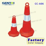 Reflective High Quality EP Rubber Road Traffic Cones