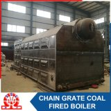 Caldaia infornata carbone di alta classe del riscaldamento ad acqua calda