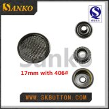 Customized Colors Metal Button Women Garments