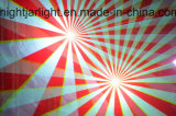 Luz laser de la animación a todo color de Nj-Laserc 6W RGB