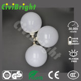 Ce/RoHS Plastic E27 G120 18W LEIDENE van het Aluminium Globale Lichten
