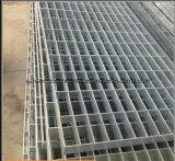 Grating van het Staal van de Bevloering van de Loopbrug van de fabriek Hete Ondergedompelde Gegalvaniseerde