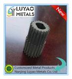 ステンレス鋼の精密CNCの機械化