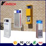 Blauer heller Station-Emergency Aufruf-Punkt Knem-21 PAS G/M/Entsprechung/VoIP intelligente Stadt