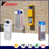 Blue Light Station Point d'appel d'urgence Knem-21 Sos GSM / Analogue / VoIP Smart City
