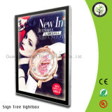 Edgelight Aluminium Frameless Textile Af40 Plexiglas Led Light Box