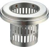 Части металлического листа с сталью, нержавеющей сталью, латунным алюминием (фабрика)