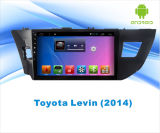 Androide Systems-Auto GPS-Navigation für Toyota Levin 10.1 Zoll-Touch Screen mit Bluetooth/MP3/WiFi