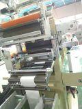 Papel de alta velocidad máquina troqueladora con Estampación en caliente