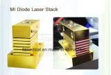 Equipamento da remoção do cabelo do laser do diodo do Ce 808nm do ponto 11*11mm 10*17mm