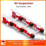 Crear la suspensión del aire para requisitos particulares del acoplado del carro de elevación de 3 árboles