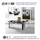Tabella di legno moderna dell'ufficio della mobilia con il piedino del metallo (M2610#)