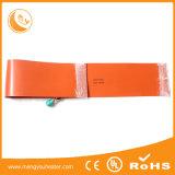 230V, elemento riscaldante della piastra riscaldante della gomma di silicone di 150W 50*300mm