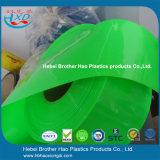공장 도매 녹색 불투명한 플라스틱 PVC 지구 커튼 문