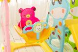 2017 دير نمط رخيصة لعب اطفال ورضيع سوينغ مع شهادة CE (HBS17007B)