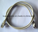cable del ordenador del cable del cable UTP de la comunicación de la red de 8p8c RJ45 Utpcat6/Cable