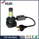 Roadlightsの自動車部品を離れた高品質の穂軸LEDのヘッドライト4X4 LED