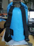 Il PVC 300d rivestito impermeabilizza il materiale per il sacchetto Tb0033