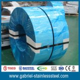 Fabricante de la tira del acero inoxidable de la alta calidad AISI 316L 2b del surtidor de Wuxi