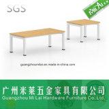 현대 단순한 설계 스테인리스 다리 탁자 사무실 & 가정 가구