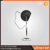 Il ferro poco costoso del nero 24V LED di nuovo stile scherza la lampada della Tabella della camera da letto