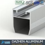 Colore di formato personalizzato profilo di alluminio della Sudafrica