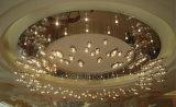 贅沢な水晶別荘の天井ランプPy24563