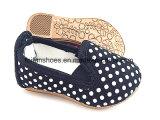 Chaussures causales de chaussures de chaussures de toile d'injection de bébé de bébé (FFBB1228-01)