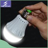 9W bombilla plástica del aluminio E27 LED