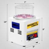 Máquina magnética del pulidor de la joyería del vaso que pule 4 velocidades