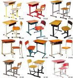 سعر رخيصة قابل للتعديل متحمّلة مدرسة يثبت طاولة وكرسي تثبيت ([سف-41س])