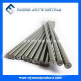 1つの穴が付いている中国の高品質の炭化タングステン棒