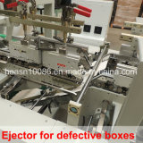 機械(WO-750PC-R-I/WO-1050PC-R-I)を折り、つけるプリント点検