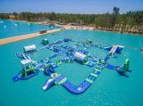 Парк воды 2017 гигантский горячий раздувной игрушек для озера